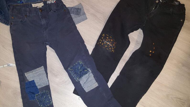 reparere bukser